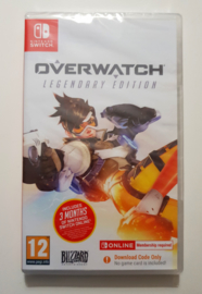 Switch Overwatch Legendary Edition (factory sealed) UKV