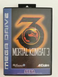 Megadrive Mortal Kombat 3 (CIB)
