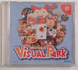 Dreamcast Visual Park (no manual, originally part of a set) Japanese Version