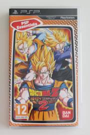 PSP Dragon Ball Z Shin Budokai 2 PSP Essentials (CIB)