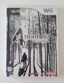 Wii Resident Evil 4 Wii Edition (CIB) HOL