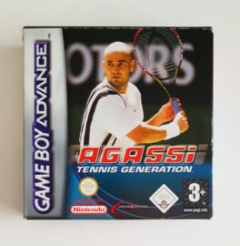 GBA Agassi Tennis Generation (CIB) EUR-1