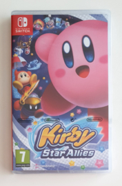 Switch Kirby Star Allies (factory sealed) HOL