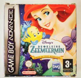 GBA Disney's De Kleine Zeemeermin - Magie in twee Werelden (CIB) HOL