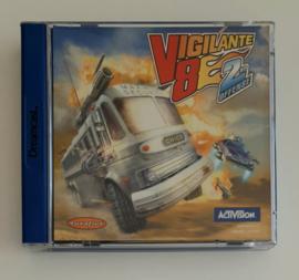 Dreamcast Vigilante 8: 2nd Offense (CIB)