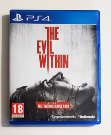 PS4 The Evil Within (CIB)
