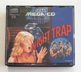 Mega CD Night Trap (CIB)