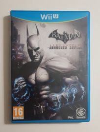 Wii U Batman Arkham City - Armoured Edition (CIB) UKV