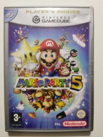 Gamecube Mario Party 5 Player's Choice (CIB) HOL