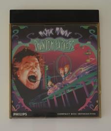 CD-I Mystic Midway Phantom Express (CIB)