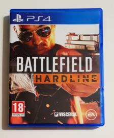 PS4 Battlefield Hardline (CIB)