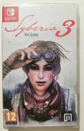 Switch Syberia 3 (CIB) EUR