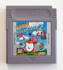 GB Kirby's Dream Land 2 (cart only) USA
