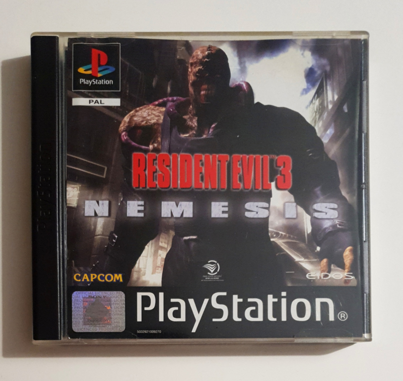 PS1 Resident Evil 3 Nemesis (CIB)