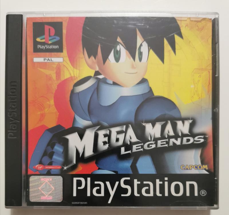 PS1 Mega Man Legends (CIB)