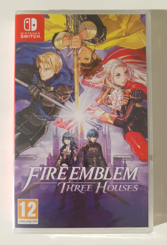 Switch Fire Emblem: Three Houses (factory sealed) HOL