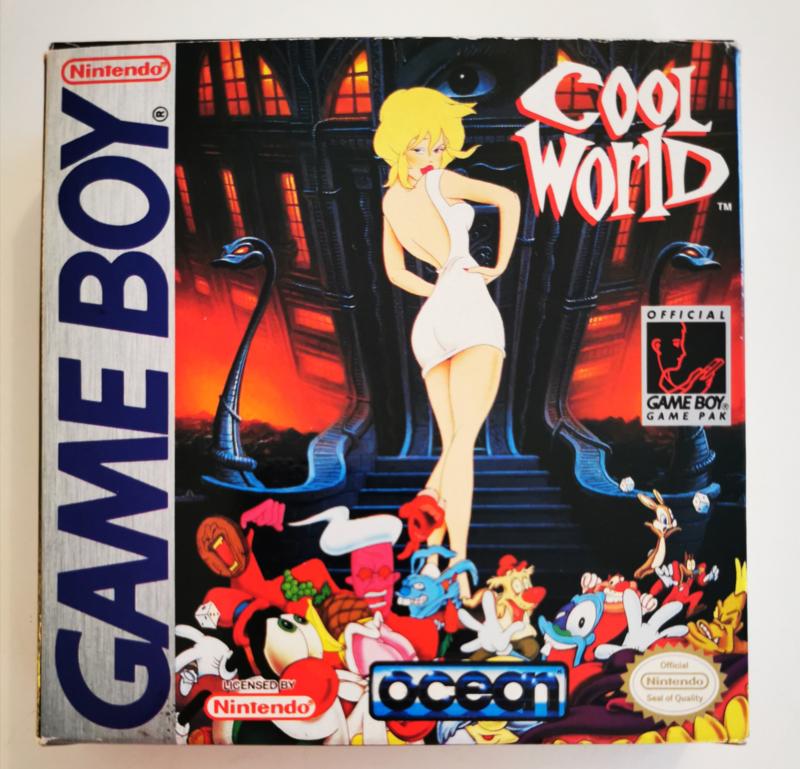 GB Cool World incl. poster (CIB) USA
