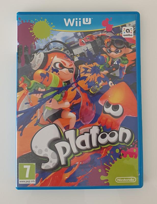 Wii U Splatoon (CIB) FRA