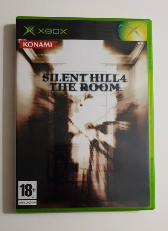 Xbox Silent Hill 4 - The Room (CIB)