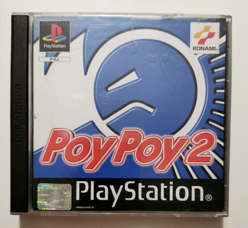 PS1 Poy Poy 2 (CIB)