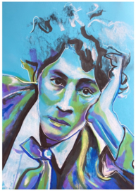 Portrait of Chagall