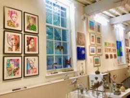 Geisha's tentoonstelling Prinsenkwartier Delft