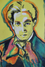 Portrait of Schiele