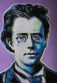 Portrait of Mahler