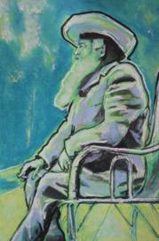 Portrait of Monet in Chair