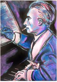 Ravel composing
