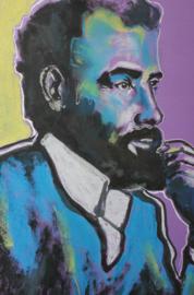 Portrait of Klimt