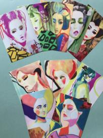 Art Cards Portaits