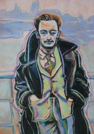 Portrait of Dali