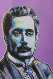 Portrait of Puccini