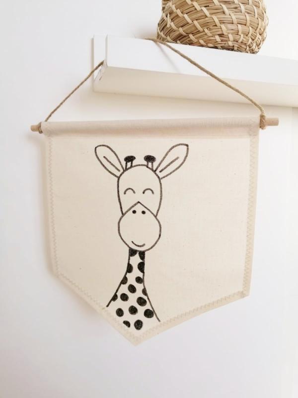 Vaantje | Giraffe