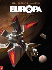 Europa - De maan van ijs -  deel 1 - sc - 2021 - NIEUW!