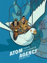 Atom Agency - kleine Kever  - deel 2 - hc - 2021 - NIEUW!