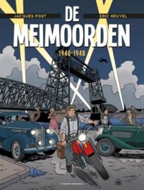 De Meimoorden  - 1940-1948 - Rechercheur Maalbeek - 2de druk - hc - 2019