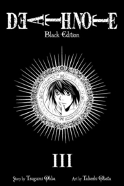 Death Note - Black Edition III - Volumes 5 & 6 - sc - 2011 / 2020