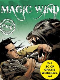 PRE-order - Magic Wind - delen 1 t/m 3 - sc - 2020 - AANBIEDING: 3 voor de prijs van 2!