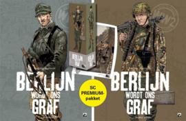 Berlijn wordt ons graf - Deel 1 + 2 incl. Artprint en totem - 1ste druk  - sc - 2021 - NIEUW!