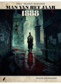 Man van het jaar - deel 13 - 1888 De echte Jack the Ripper  - hardcover - 2021 - Nieuw!