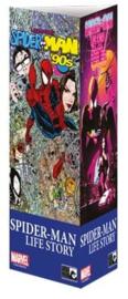 Spider-man Lifestory - delen 1 & 2 Premium pack (met totem en artprint)  - sc - 2021 - NIEUW!
