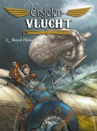 PRE-order - Engelenvlucht - Deel 2 - Royal Flying Corps - sc - 2021 - NIEUW!