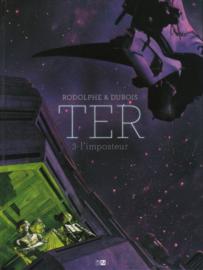 PRE-order - TER - Deel 3 - Hardcover  - 2021 - Nieuw!