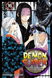 Demon Slayer: Kimetsu no Yaiba, Vol. 16  - sc - 2020