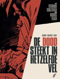 Boris Vian - De dood steekt in hetzelfde vel - deel 2  - hardcover - 2021 - Nieuw!