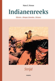 PRE-order - Indianenreeks - deel 0 - Strijd  - hc luxe  - gelimiteerde oplage + ex libris - 2021 - Nieuw!
