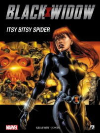 Black Widow - Itsybitsy Spider - deel 1 - sc - 2020 - NIEUW!