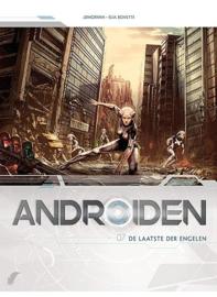 Androïden - deel 7 - De laatste der Engelen  - hardcover - 2021 - Nieuw!